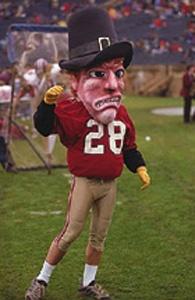 Harvard - Mascot